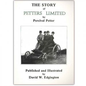 Stationary Engine Ref. Booklet - No 44 - The Story Of Petters Ltd