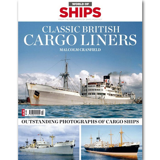 World of Ships #3 - Classic British Cargo Liners