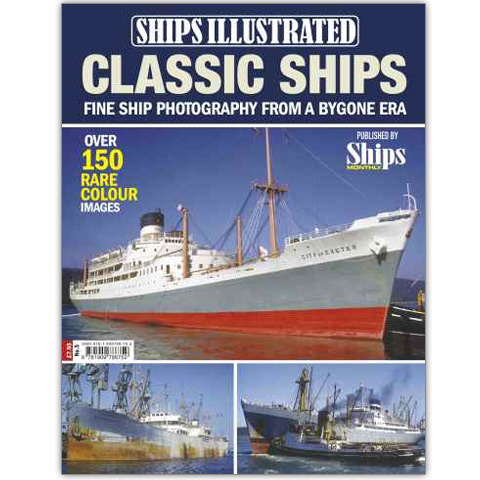 Ships Illustrated #5 - Classic Ships