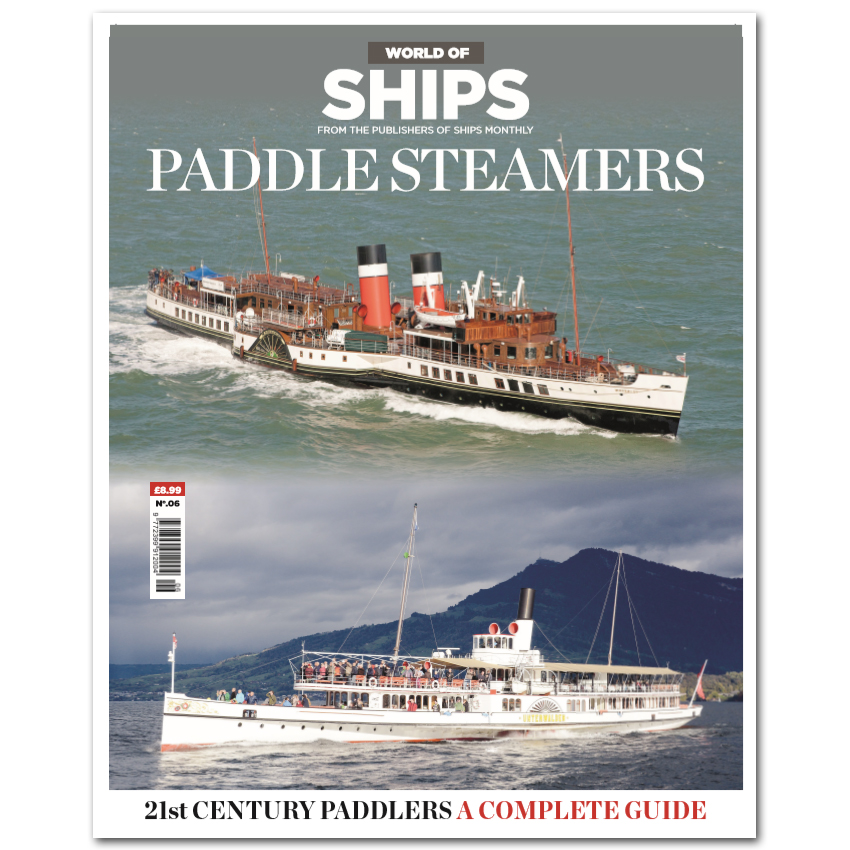 World of Ships #6 - Paddle Steamers