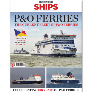 World of Ships#4 -P&O Ferries - The Current Fleet