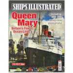 Ships Illustrated #3 - Queen Mary Britain's Finest Ocean Liner