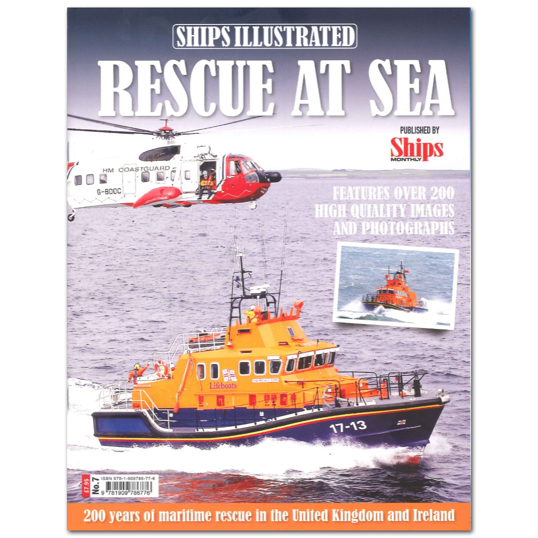 Ships Illustrated #7 - Rescue at Sea