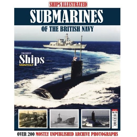 Ships Illustrated #10 - Submarines