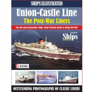 Ships Illustrated #12 - Union-Castle Line