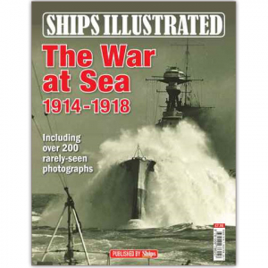 Ships Illustrated #2 - The War at Sea 1914-18