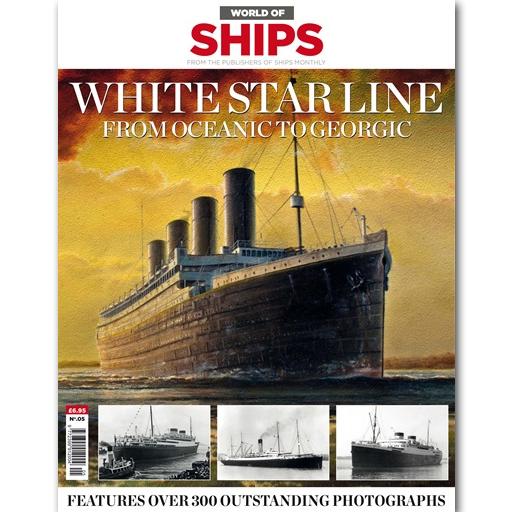 World Of Ships 5 White Star Line
