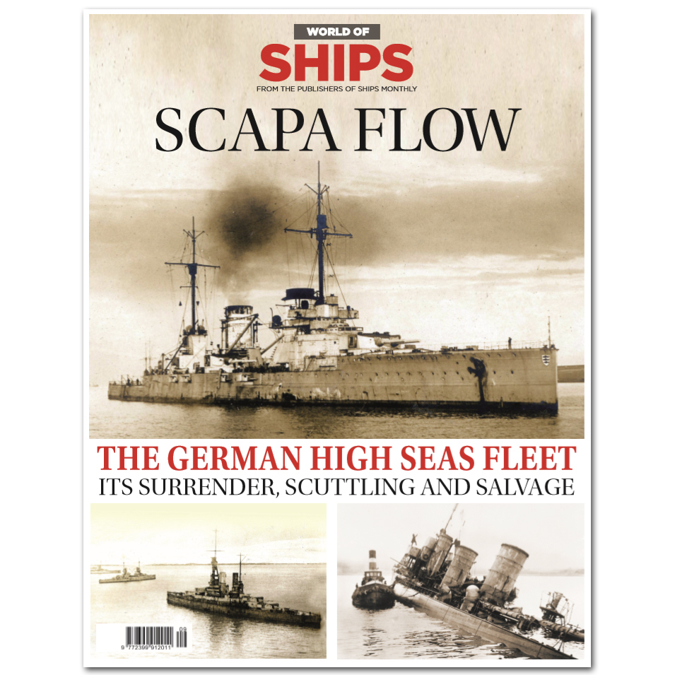 World of Ships #10 - Scapa Flow