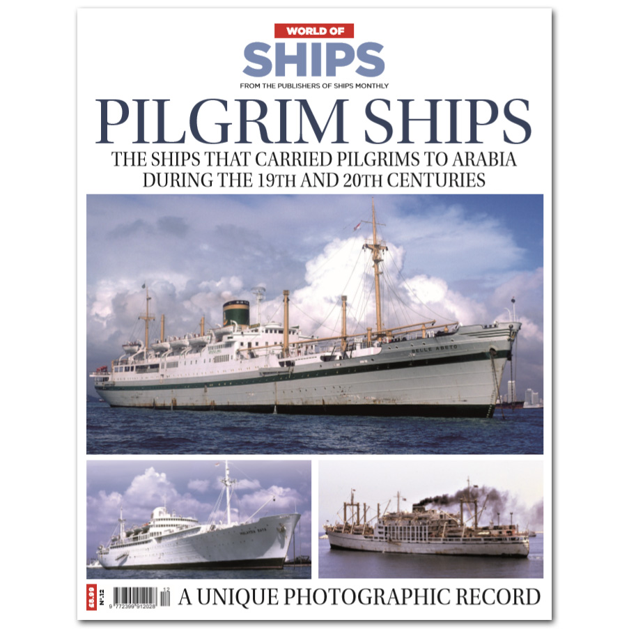 World of Ships #12 - Pilgrim Ships