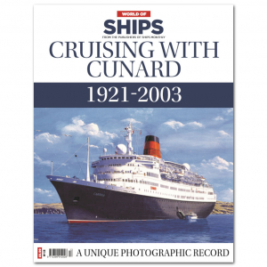 World of Ships #13 - Cruising with Cunard 1921-2003