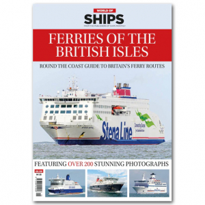World of Ships #15 - Ferries of the British Isles