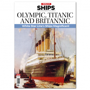 World of Ships #16 - Olympic, Titanic and Britannic
