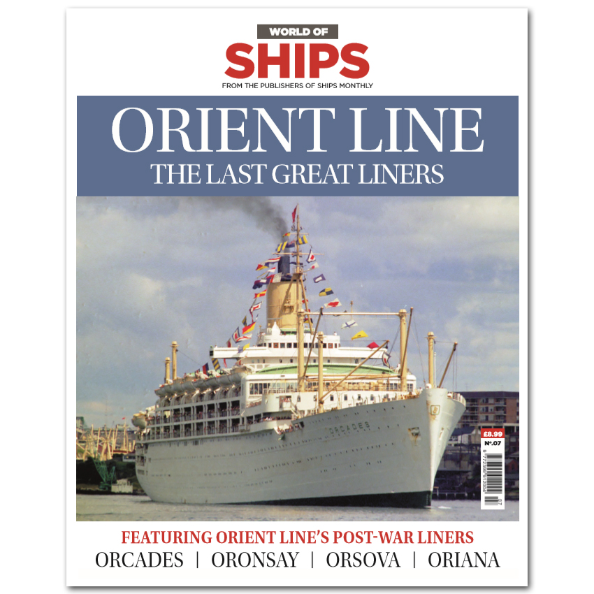 World of Ships #7 - Orient Line