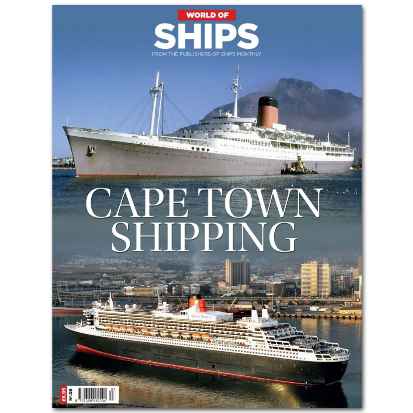 World of Ships #8 - Cape Town Shipping