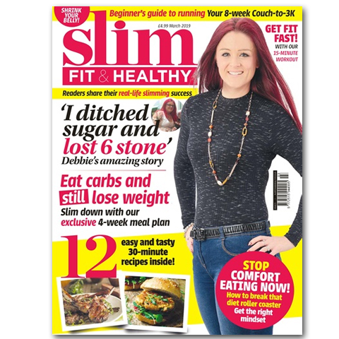 Slim, Fit & Healthy