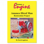 Stationary Engine: Amanco Hired Man Restoration Project