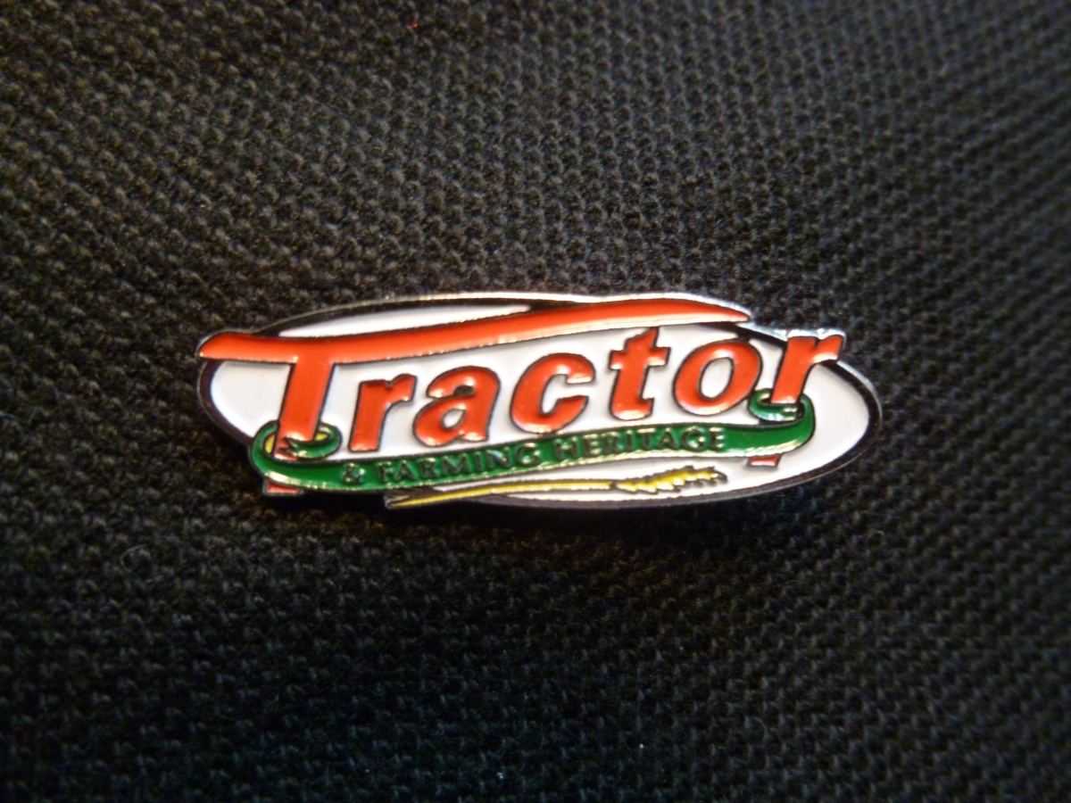 Tractor & Farming Heritage Badge