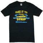 Classic Ford Show Take it to the Strip T-Shirt