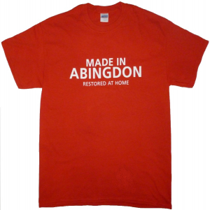 Made in Abingdon T-Shirt