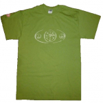 Mini Magazine Green T-Shirt