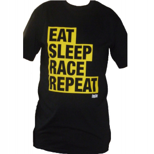 Fast Car - Eat, Sleep, Rave, Repeat T-Shirt