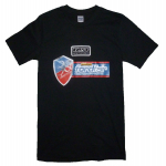 Ford Fair Black T-Shirt 30th Anniversary Sml Size