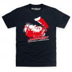 Japfest Black - Red Logo T-Shirt