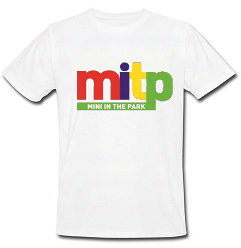 Mini In The Park T-shirt White