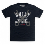 Mini World Built Not Bought T Shirt
