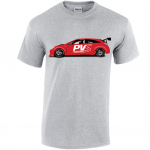 Performance Vauxhall Show Cosra Grey T-shirt
