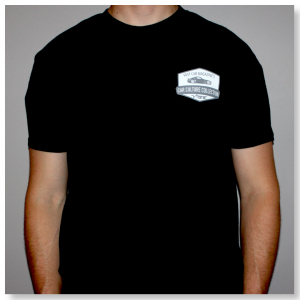 TRAX Car Culture Collection Black T-Shirt