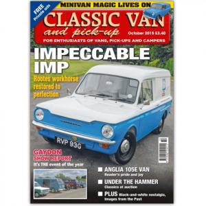 b9b7c8549d Classic Van and Pick-Up - Oct 2015