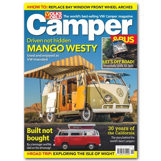 Subscribe to VW Camper &Bus