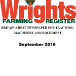 Wrights Farming Register