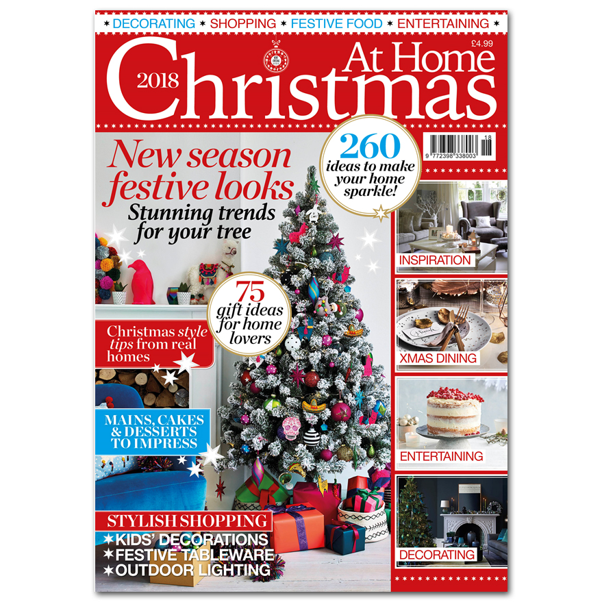 Christmas at Home Magazine 2018