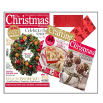 Xmas Mag, Crafting, Baking and Mould Bundle Offer